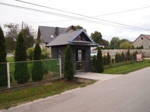 Kapliczka w miejscowości Książe Skroniów